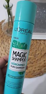 loreal kuru şampuan