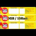 Data Im3 3GB/30HARI