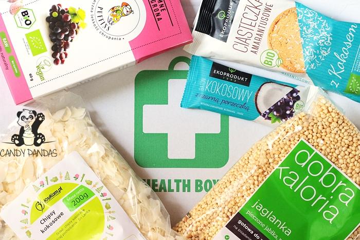 Pudełko zdrowych skarbów cz.12 - Health Box (health-box.pl)