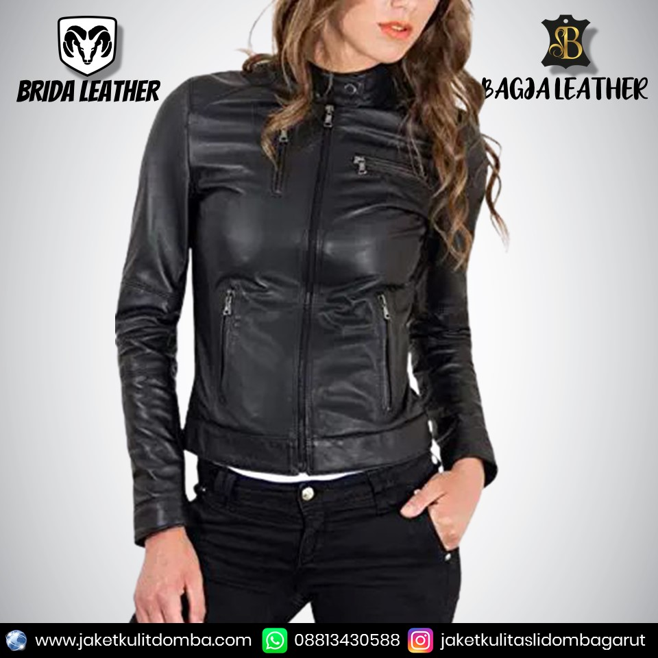 jaket kulit ra leather
