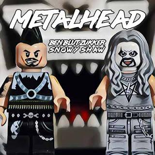 """Το single των Ben Blutzukker & Snowy Shaw """"Metalhead"""""""
