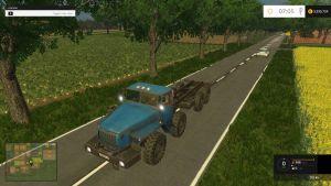 Ural 6614 truck