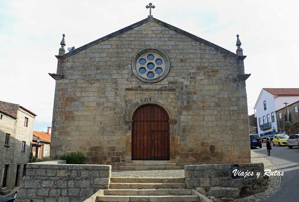 Iglesia de san Salvador, Monsanto