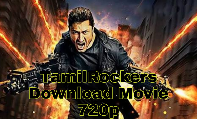Commando 3 Full Movie Download 480p- Tamilrockers 2019