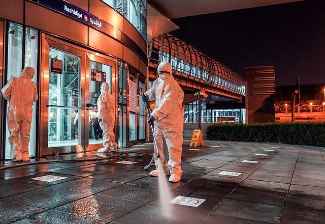 UAE Coronavirus safety: National Sterilisation Programme