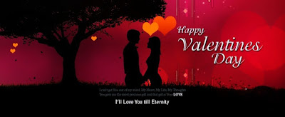 Romantic Happy Valentines Day Cover Photos Facebook