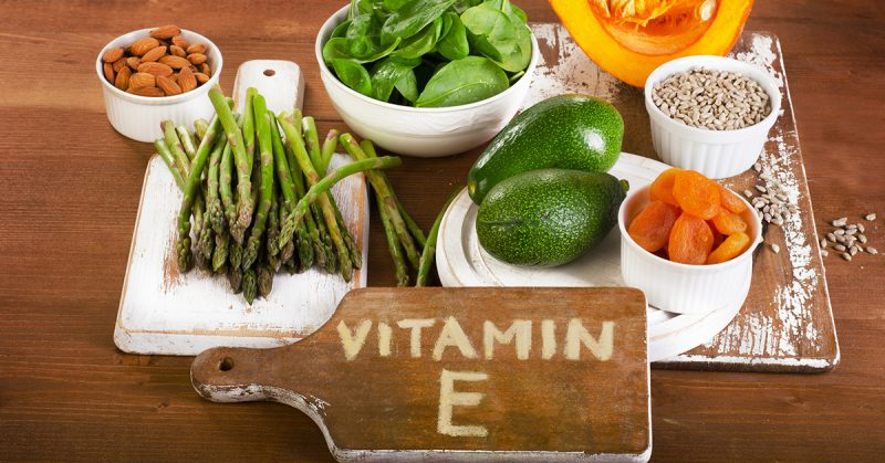 Best Products Containing Vitamin E