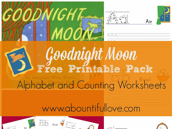 Goodnight Moon Free Printable Pack