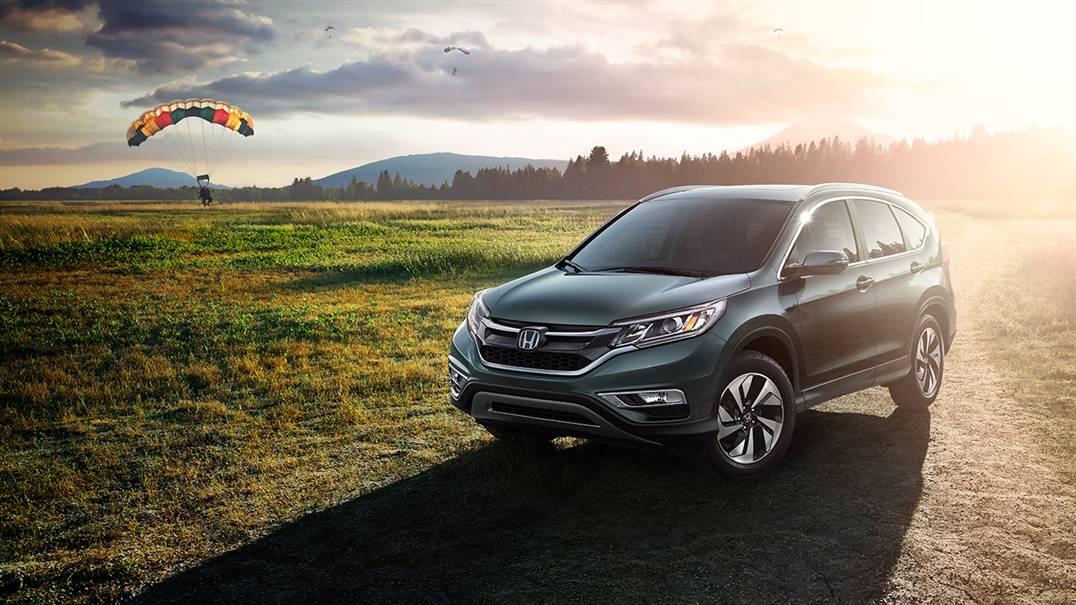 Honda CR-V 2016 thực sự là một chiếc SUV gia đình hoàn hảo