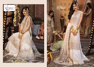 Rinaz Jazmin vol 6 Pakistani Wedding Suits wholesale