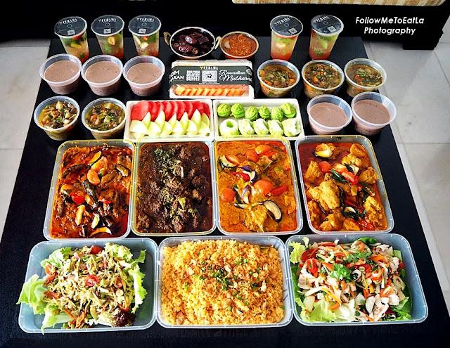 Jom Makan RAMADHAN with Furama Bukit Bintang Kuala Lumpur  Gastronomic Delights At The Comfort Of Home