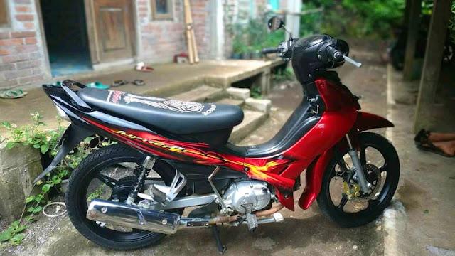 Yamaha Jupiter Z 110cc