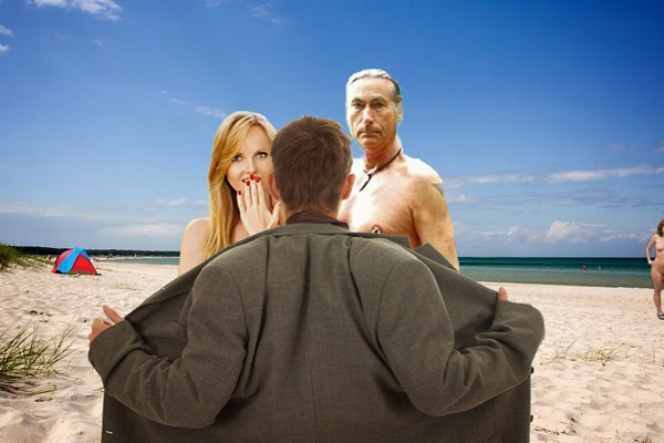 Fkk Sex Am Strand