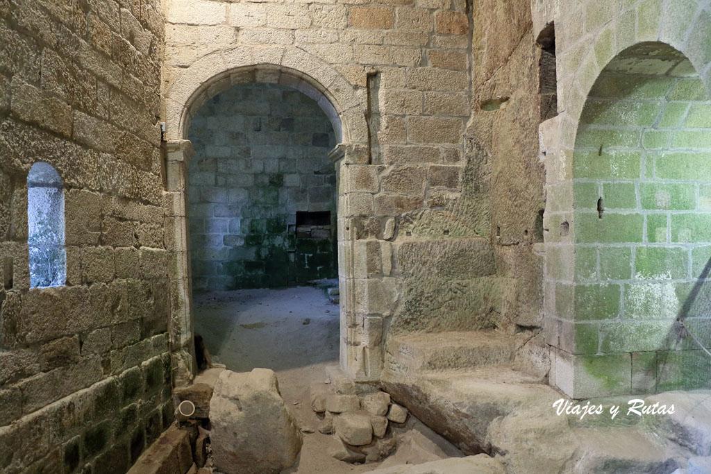 San Pedro de Rocas, Ourense
