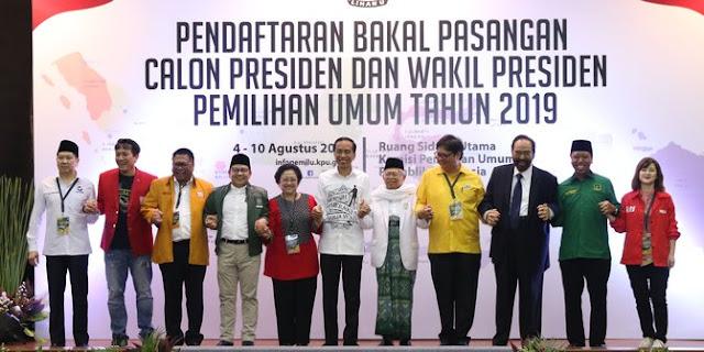 Jusuf Hamka Tak Lagi Jadi Bendahara Timses Jokowi