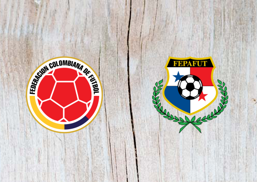 Colombia vs Panama Full Match & Highlights 3 June 2019