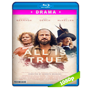 All Is True (2018) BRRip 1080p Audio Dual Latino-Ingles