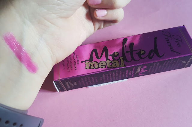 Too faced melted metal dream house swatch