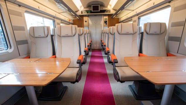Spain launches low-cost bullet train between Madrid and Barcelona