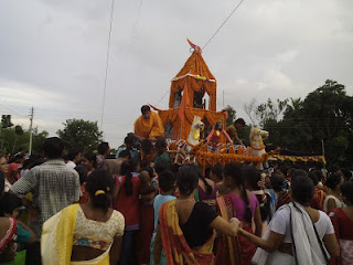 2017 Ratha Yatra Puja Date Time,
