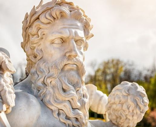 The ten most famous Greek gods