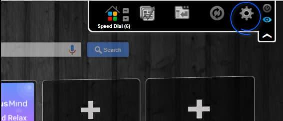كيفية إضافة خلفية ثلاثية الأبعاد في متصفح google chrome