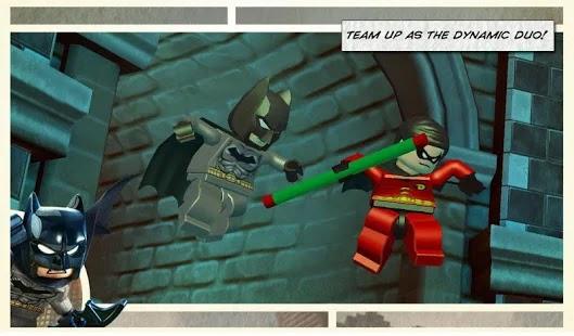 LEGO ® Batman Beyond Gotham Screenshot