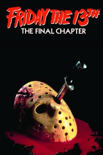Poster of Friday The 13th IV The Final Chapter 1984 720p Hindi BRRip Dual Audio