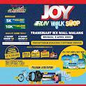 Joy: Run Walk Shop – Transmart MX Mall Malang • 2020