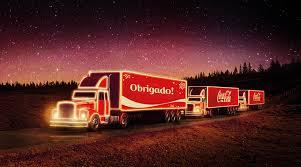 Caravana da Coca-Cola tem roteiro divulgado neste Natal