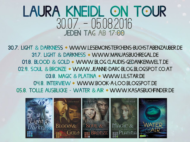 Blogtour | Laura Kneidl on Tour | Interview mit Laura Kneidl | www.book-a-loo.blogspot.de