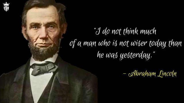 25 Abraham Lincoln Quotes that Make You Inspired