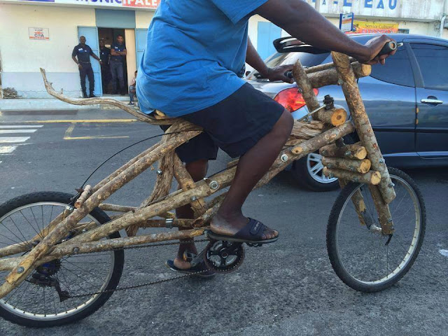 Picture: When Creativity Meets necessity, it can only be Africa