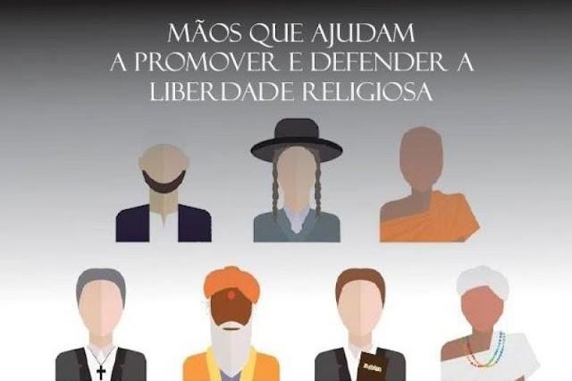 A mensagem  de liberdade religiosa