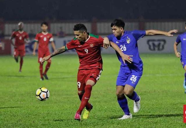 Video Cuplikan Gol Indonesia 1-2 Thailand   Ujicoba 31 Mei 2018