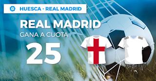 Paston Megacuota Huesca vs Real Madrid 9 diciembre