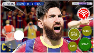 Download FIFA 14 MOD FIFA 21 Best Graphics Full HD & No Bugs Camera Long New kits
