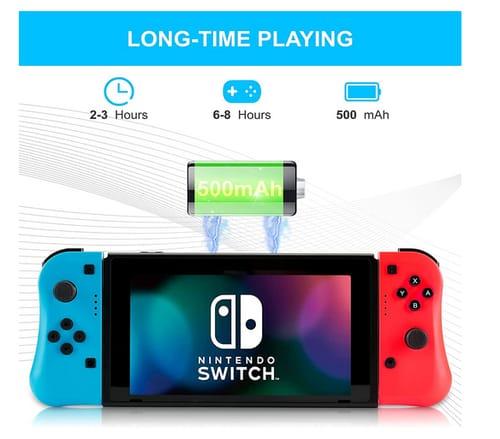PomisGam Joy Con Wireless Controller for Switch Nintendo
