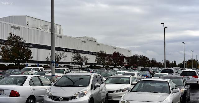 Tesla fremont factory2