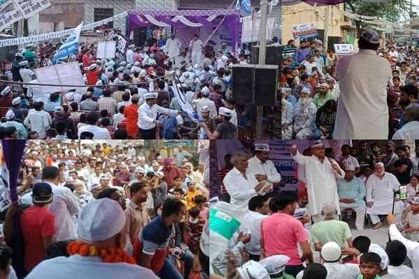 badkhal-vidhansabha-aap-candidate-dharambir-bhadana-news