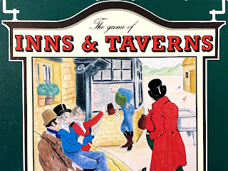 Inns & Taverns cover art.