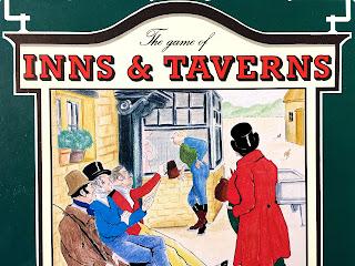 Inns & Taverns cover art.
