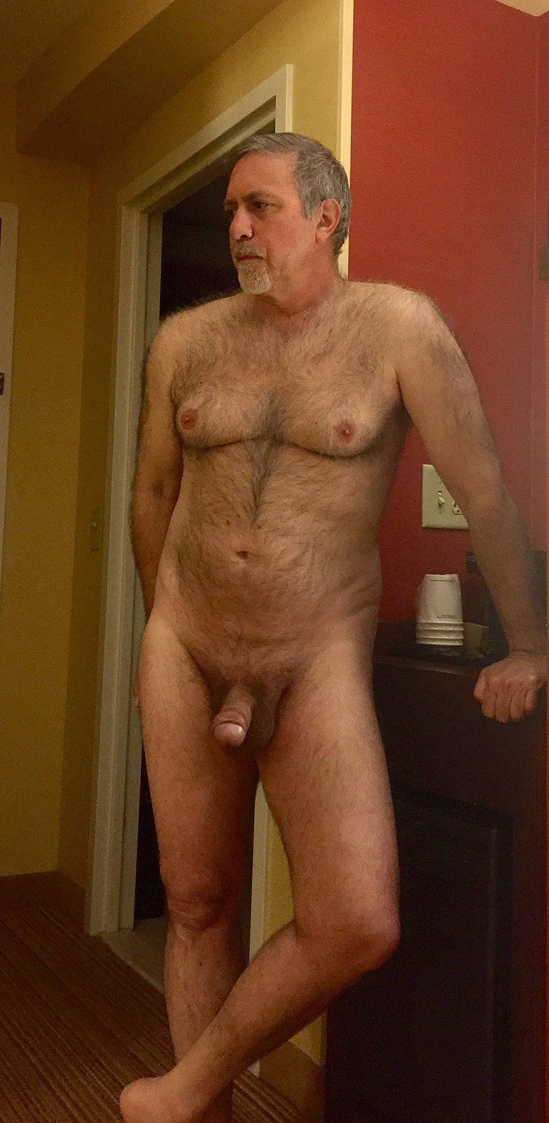 Male exhibitionist
