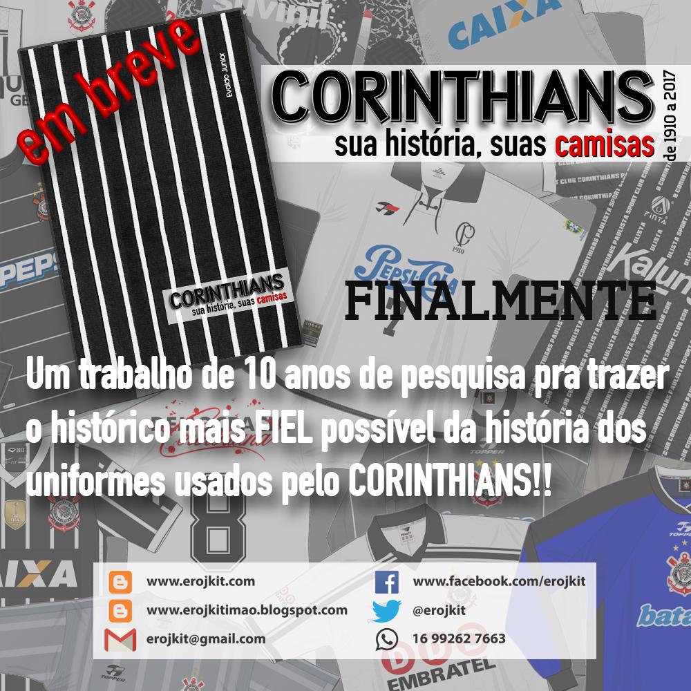 Livro Corinthians 34a04514650a8