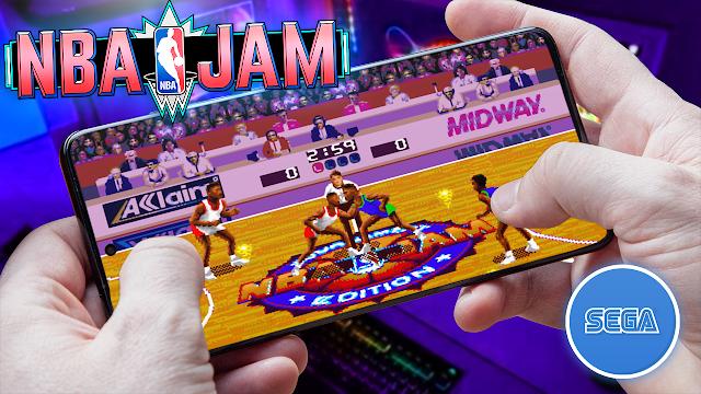 NBA JAM Para Teléfonos Android