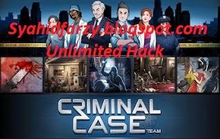 Criminal Case Cheat - Unlimited Hack Update
