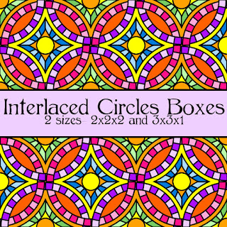 Interlaced Circles design
