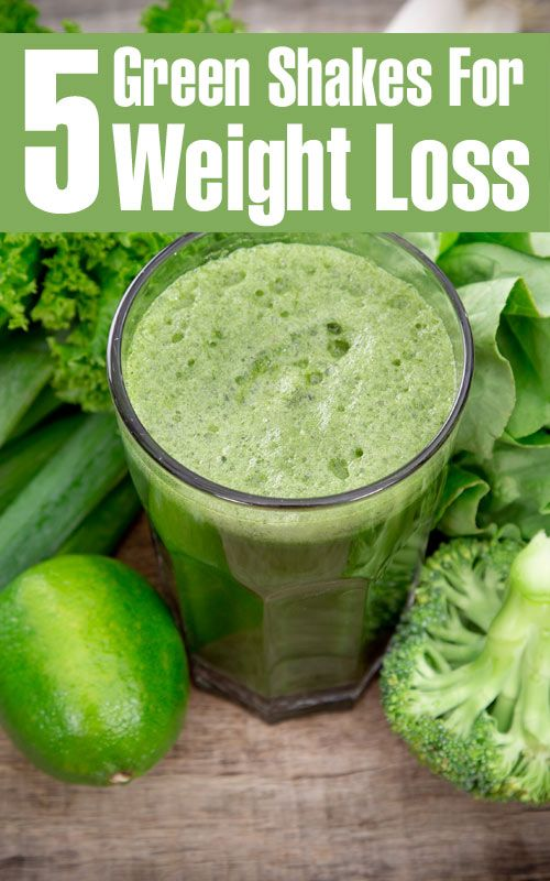 Top 5 Green Shakes For Weight Loss Publish