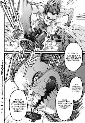 Mangá Shingeki No Kyojin 95