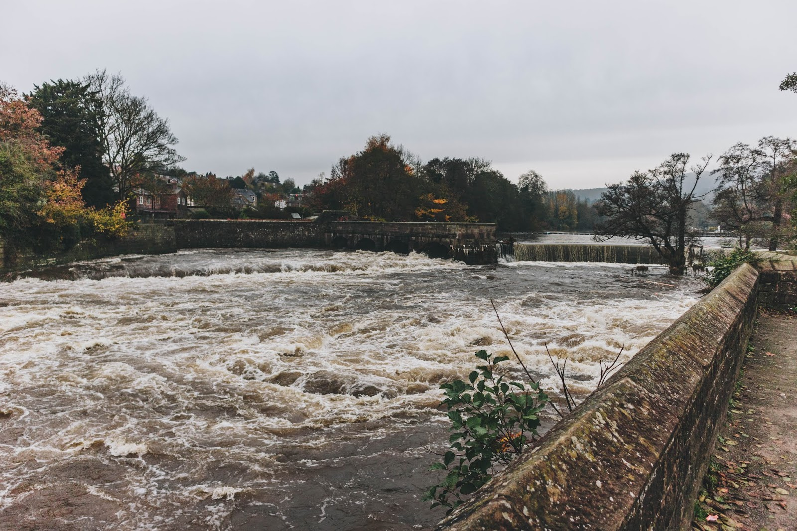 Belper Floods, 2019 Derbyshire Floods, Belper River Gardens, Blog